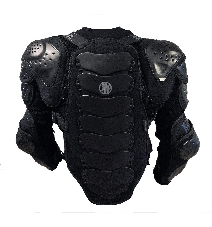 XL JLP RACING Gilet DE Protection Enfant 9 A 12 Ans Pare Pierre Moto Quad VTT BMX MTB Moto Cross Taille L