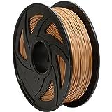 Geeetech 1.75MM Madera Filamento de 1KG para impresión 3D(Wood)