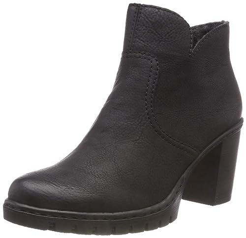 Sacs Botines M2580 Et Femme Rieker Chaussures x8Y4HOxq