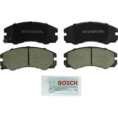 Bosch BC579 QuietCast Premium Ceramic Disc Brake Pad Set For Select Acura SLX; Honda Passport; Isuzu Amigo, Axiom, Rodeo, Rodeo Sport, Trooper, VehiCROSS; Front: Automotive
