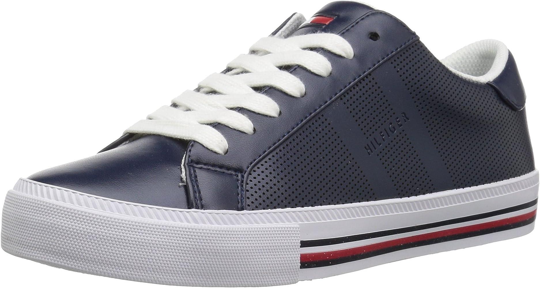 Tommy Hilfiger Tai Zapatillas De La Mujer Azul 7 5 B M Us Shoes