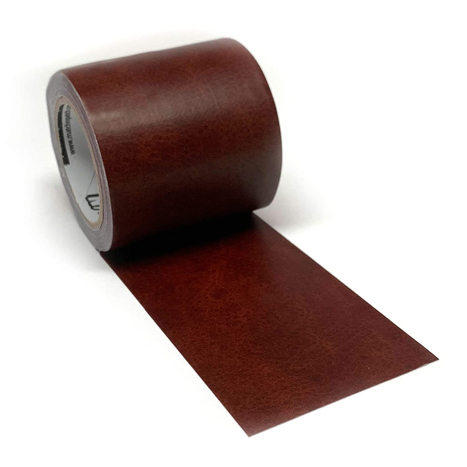 Match 'N Patch Realistic Red Brown Leather Repair Tape