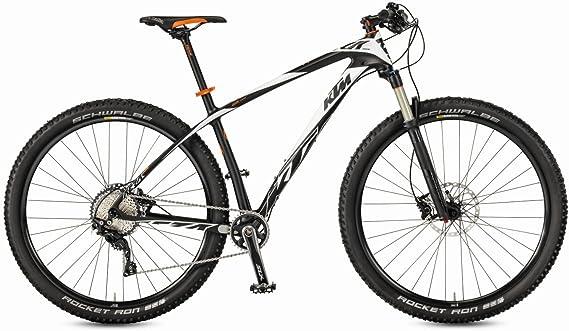 KTM Aera Pro 29 Mountain Bike 22 Gang Carbon Blanco ...