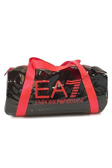 Emporio Armani EA7 sac de sports femme beach mesh noir  Amazon.fr ... 5e3418928893