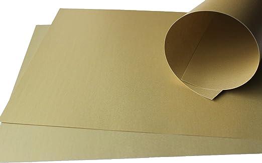 100 Blatt DIN A4 wei/ß irisierendes Papier diamant 120g//m/² von Top Lamination Metall-Papier