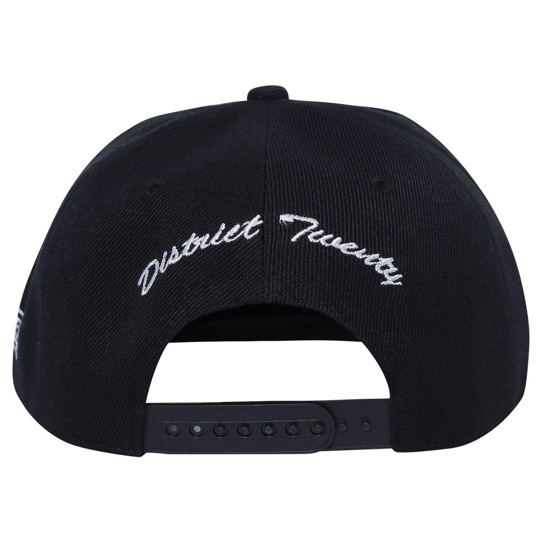 Buy Noise NOICAPSB055 Polyester N 86 Brooklyn Snapback Cap da022b665bd5