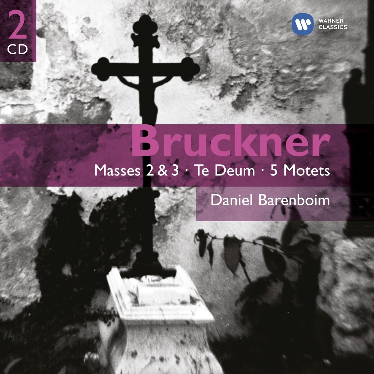 Bruckner: Masses #2 Sale item 3 5 Motets Choice Deum Te