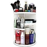 Meeracula 360 Degree Rotating Makeup Organizer Box