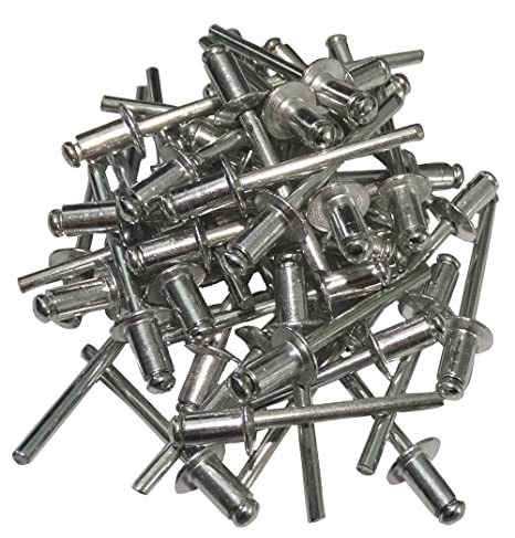 50 Rivets aveugles 4.8x12mm C17859 Aerzetix