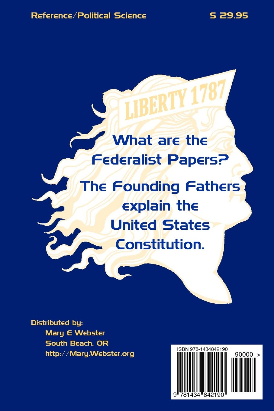 the federalist papers modern english edition two
