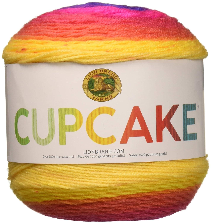 Amazon Com Lion Brand Yarn 935 210 Cupcake Yarn Clown Car