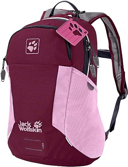 Jack Wolfskin Kids Moab JAM 8L Children's Biking Backpack Daypack, Prepared for Water Bladder, 100% PFC Free