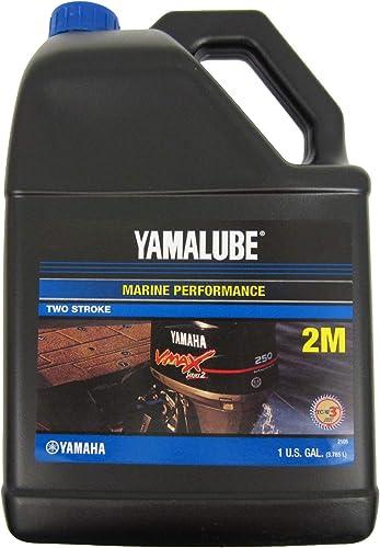 Marine 2-Stroke Oil [Yamaha] detail review