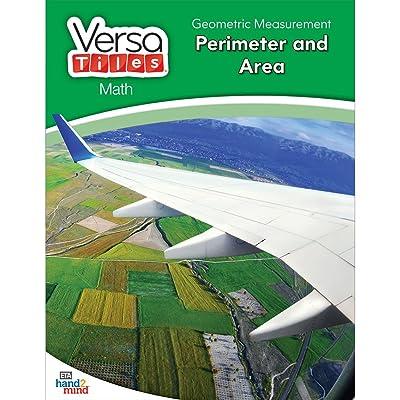 hand2mind VersaTiles Math Books Grade 3 (Geometric Measurement: Perimeter and Area): Industrial & Scientific