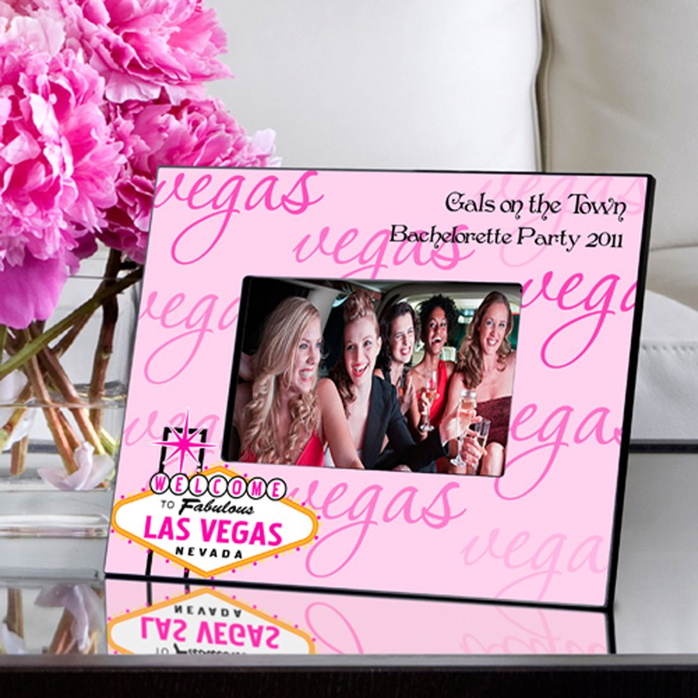 Amazon.com : Personalized JDS Gifts Home Party Decor Gals Las Vegas ...