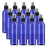 Tosnail 12 Pack 8 Ounce Plastic Spray Bottles