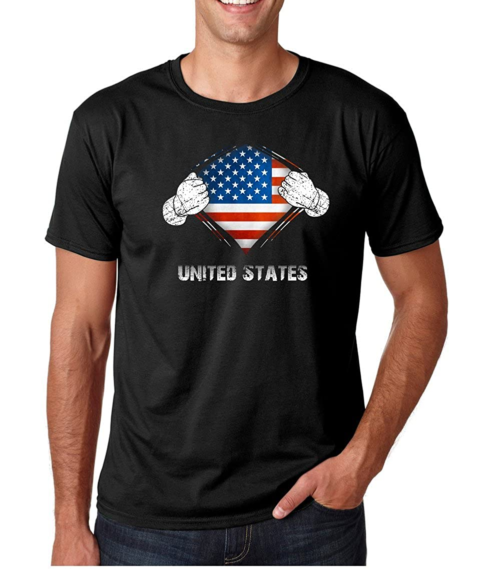 Amazon.com: AW Fashions Patriotism United States Premium ...