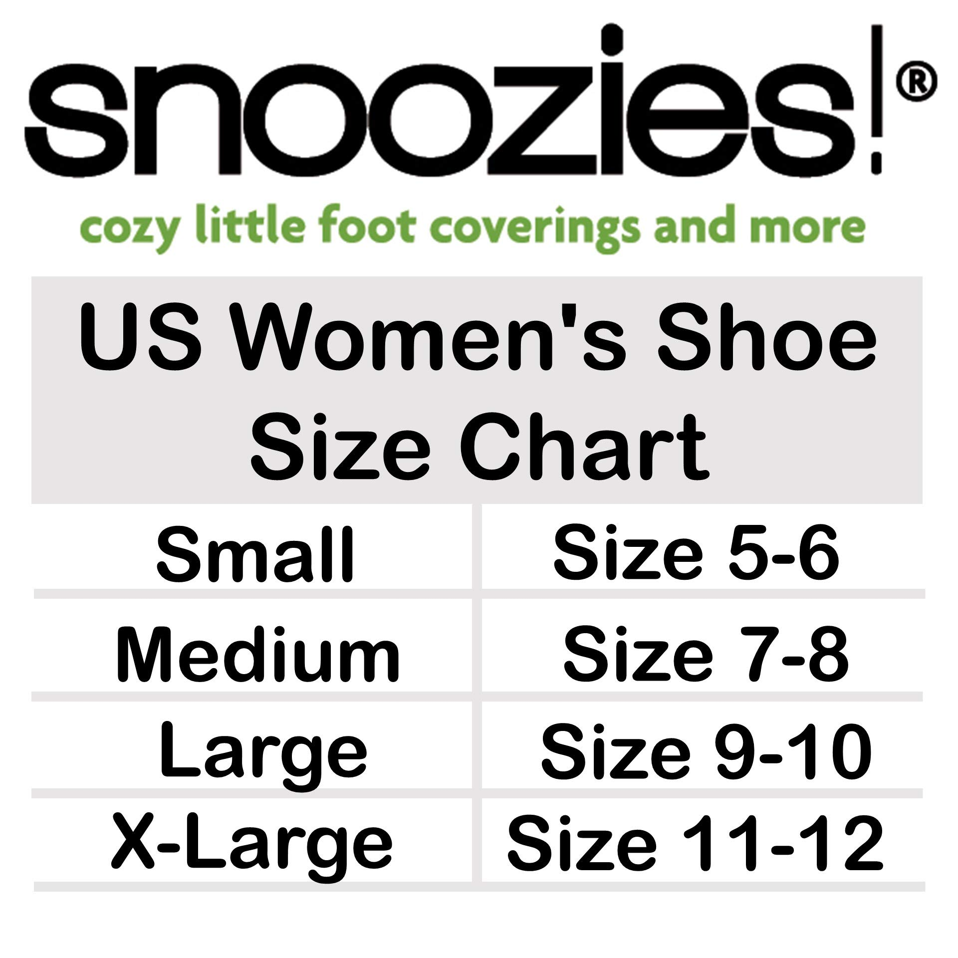 Snoozies Slippers for Women | Lotsa Dots Colorful Cozy Sherpa Slipper Socks | Womens House Slippers | Cozy Slippers for Women | Fuzzy Slippers | Blue | Medium by Snoozies