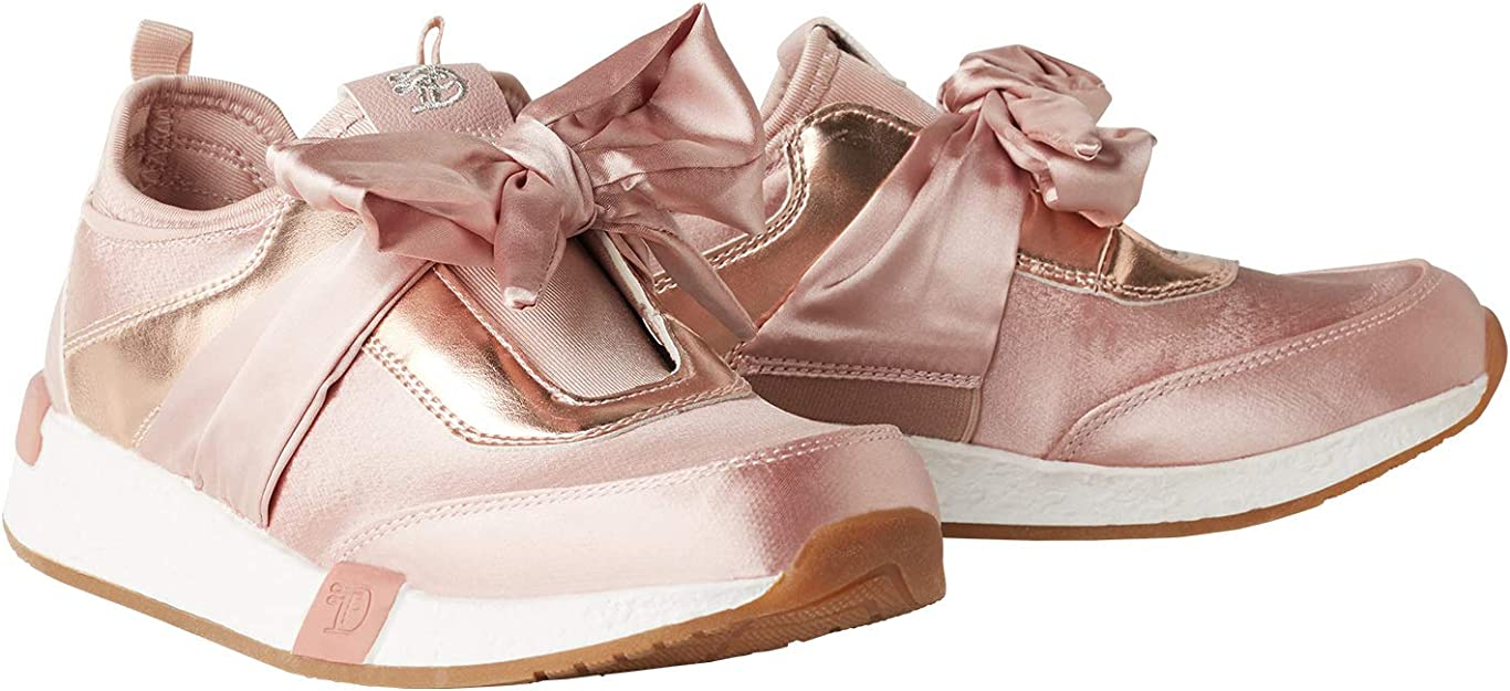 Tom Tailor 4899105, Sneaker Donna, Rosa (Rose), 37 EU