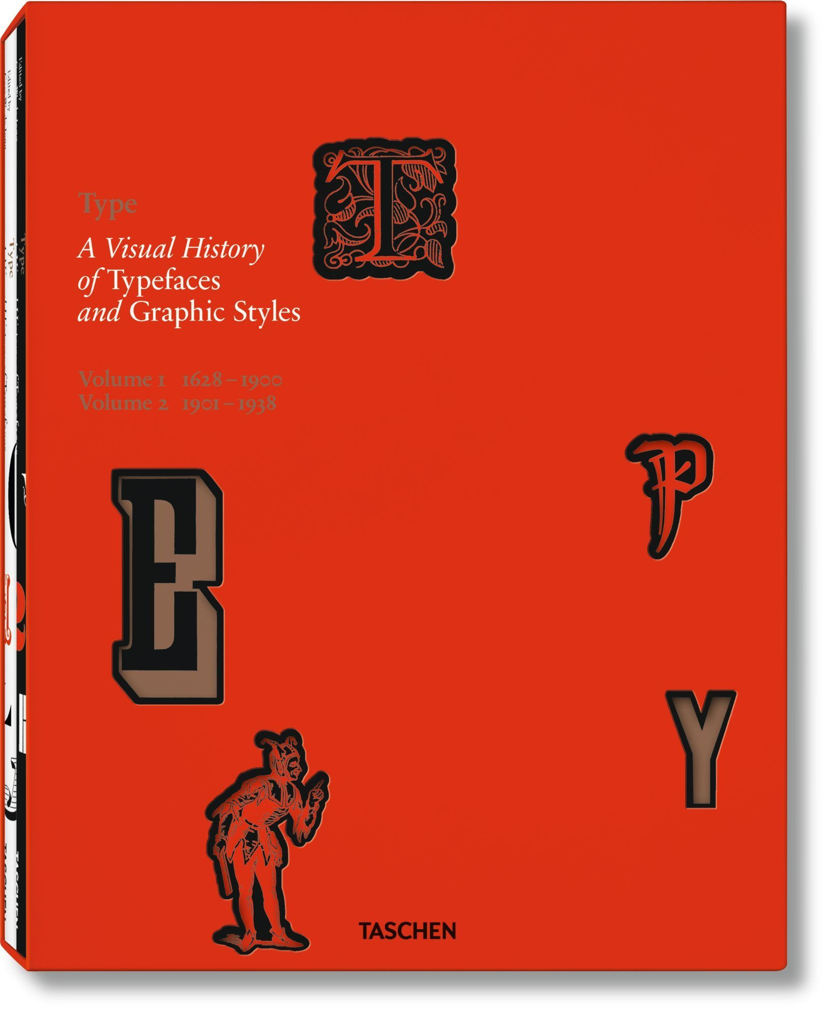 Type: A Visual History of Typefaces & Graphic Styles PDF