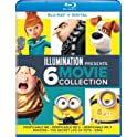 Illumination Presents : 6-Movie Collection