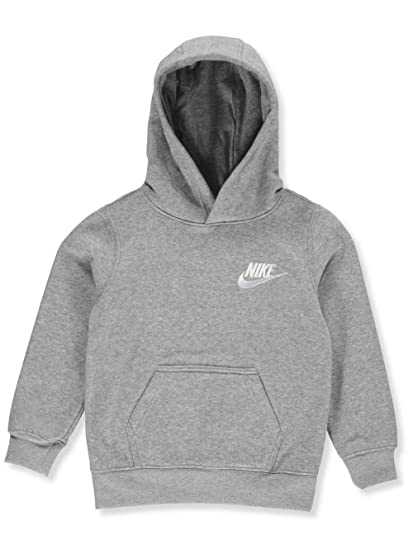 premium selection 3737d 33bb9 NIKE Boys  Hoodie - Dark Heather Gray, 7  Amazon.co.uk  Clothing