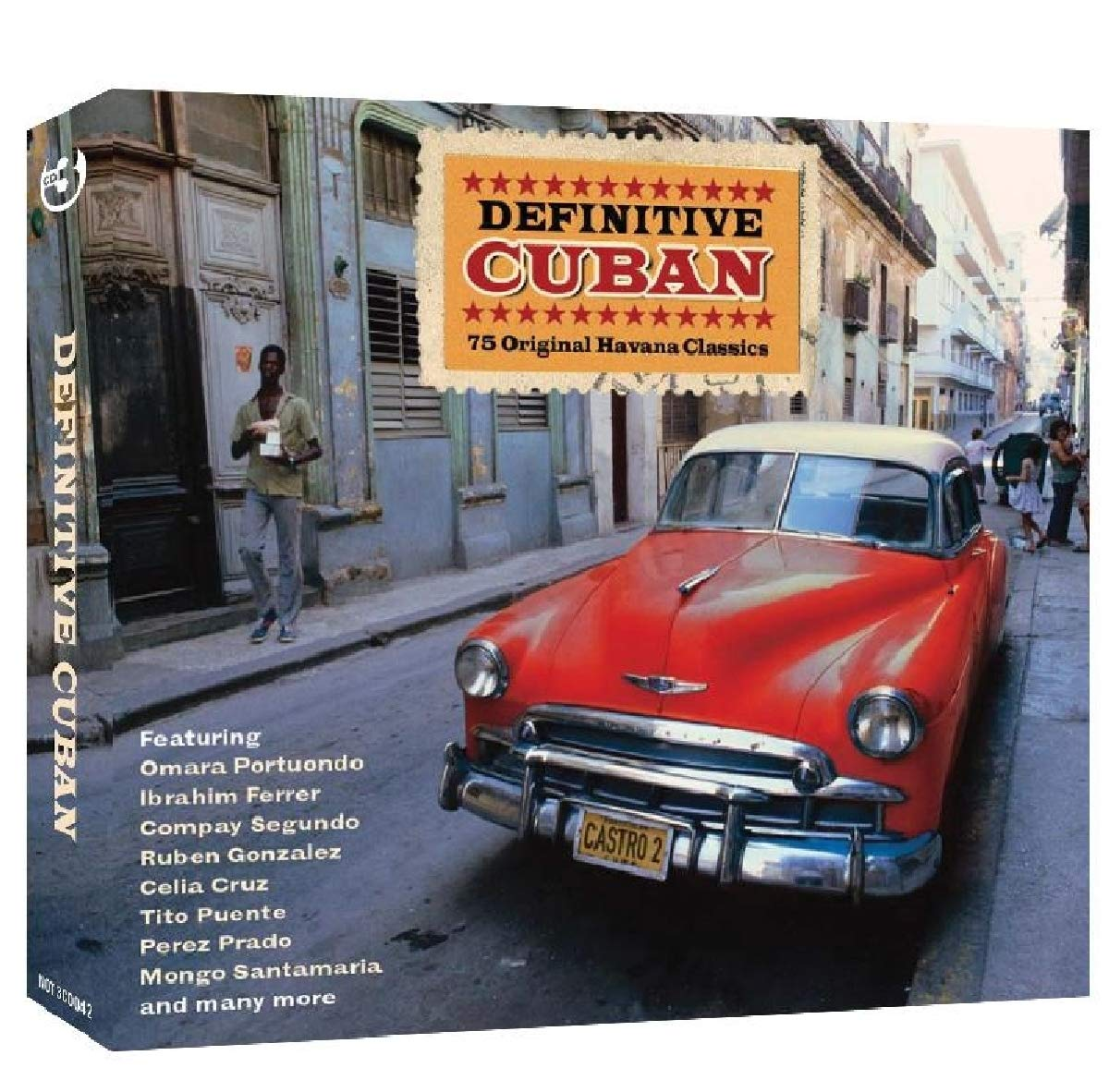 Definitive Cuban by CD