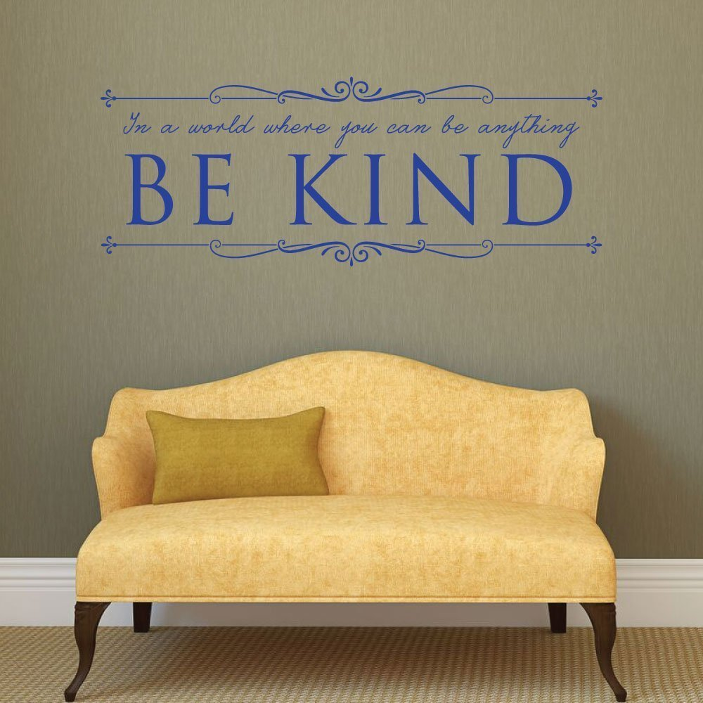 Amazon.com: Be Kind Decal \