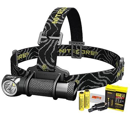 Amazon.com: Bundle: 6 items- Nitecore HC30 1000 lúmenes ...