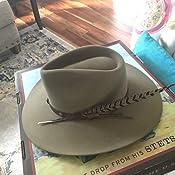 a8e826ee Stetson Men's 5X Catera Fur Felt Cowboy Hat at Amazon Men's Clothing ...