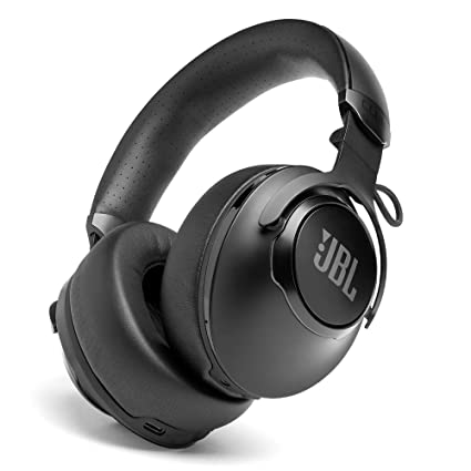 JBL Club 950NC Wireless Over-Ear Headphones with 40mm Hi-Res Drivers and JBL Pro Quality Sound, Adaptive Noise Cancellation, 55 Hours Playtime, Built-in Alexa, Ambient Aware & Talkthru, Bluetooth 5.0