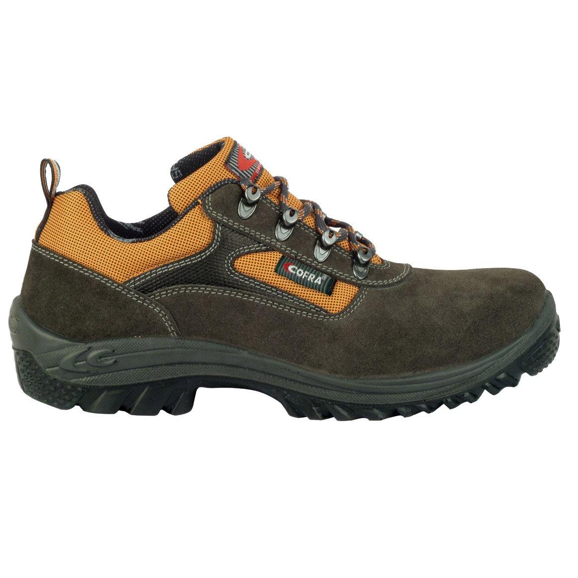 Cofra Roster Scarpe antinfortunistiche, S3 SRC, scarpe per sicurezza sul lavoro, 46, grey, 1  -