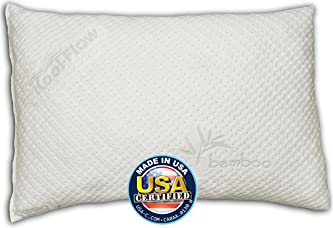 Snuggle-Pedic Shredded Memory Foam Pillow review