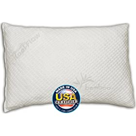 Snuggle Pedic Shredded Memory Foam Pillow