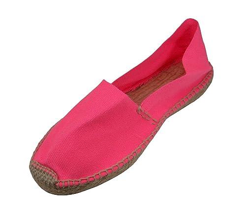 Alpargatus - Alpargata Plana Fluor, Unisex-niños: Amazon.es: Zapatos y complementos
