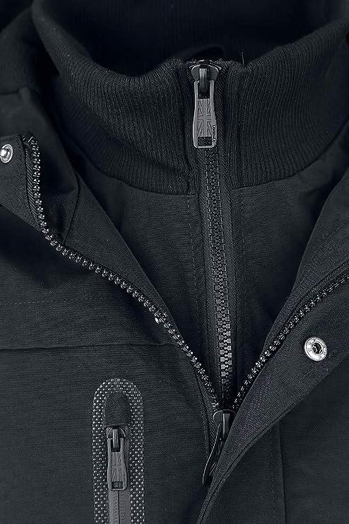 Vêtements Hillbrae Et Lonsdale Accessoires Jacket qaz5E