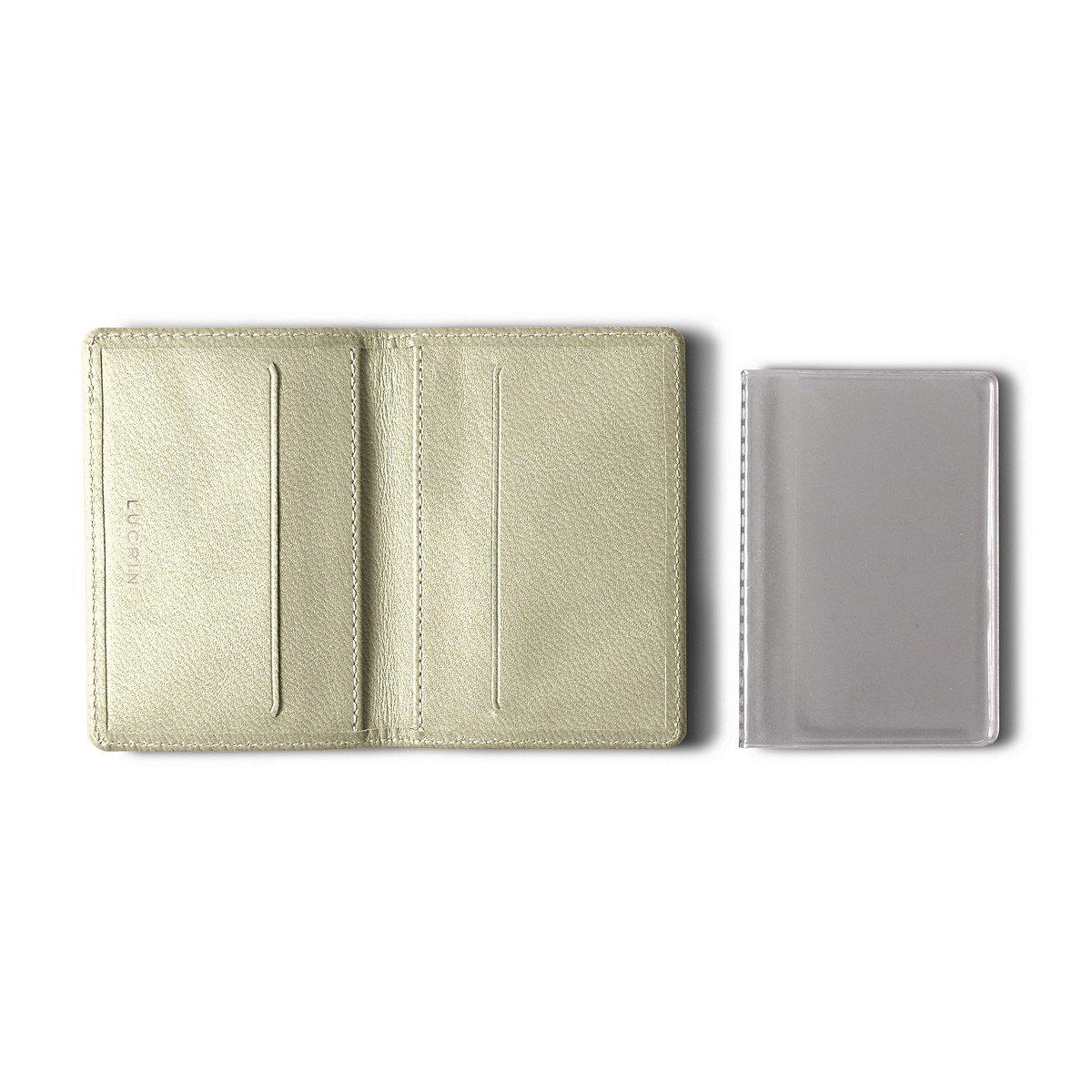 Lucrin -  Étui pour Carte de Credit ou Porte-Carte Bancaire en Cuir ... 4b5eedd9728