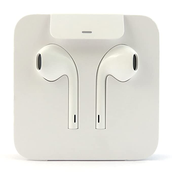 6e4d191cbe5 Earpods Originales de Apple. Valido para Iphone 7, Iphone 8 & Iphone X.  Producto a Granel: Amazon.es: Electrónica
