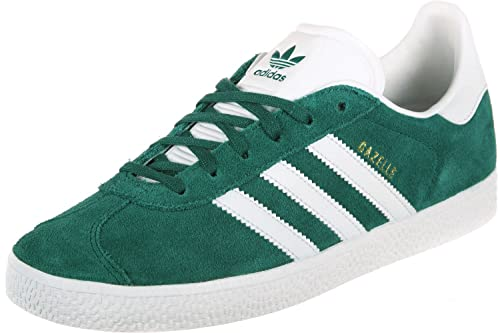 adidas Gazelle J, Scarpe da Fitness Unisex-Bambini, (Verde 000),
