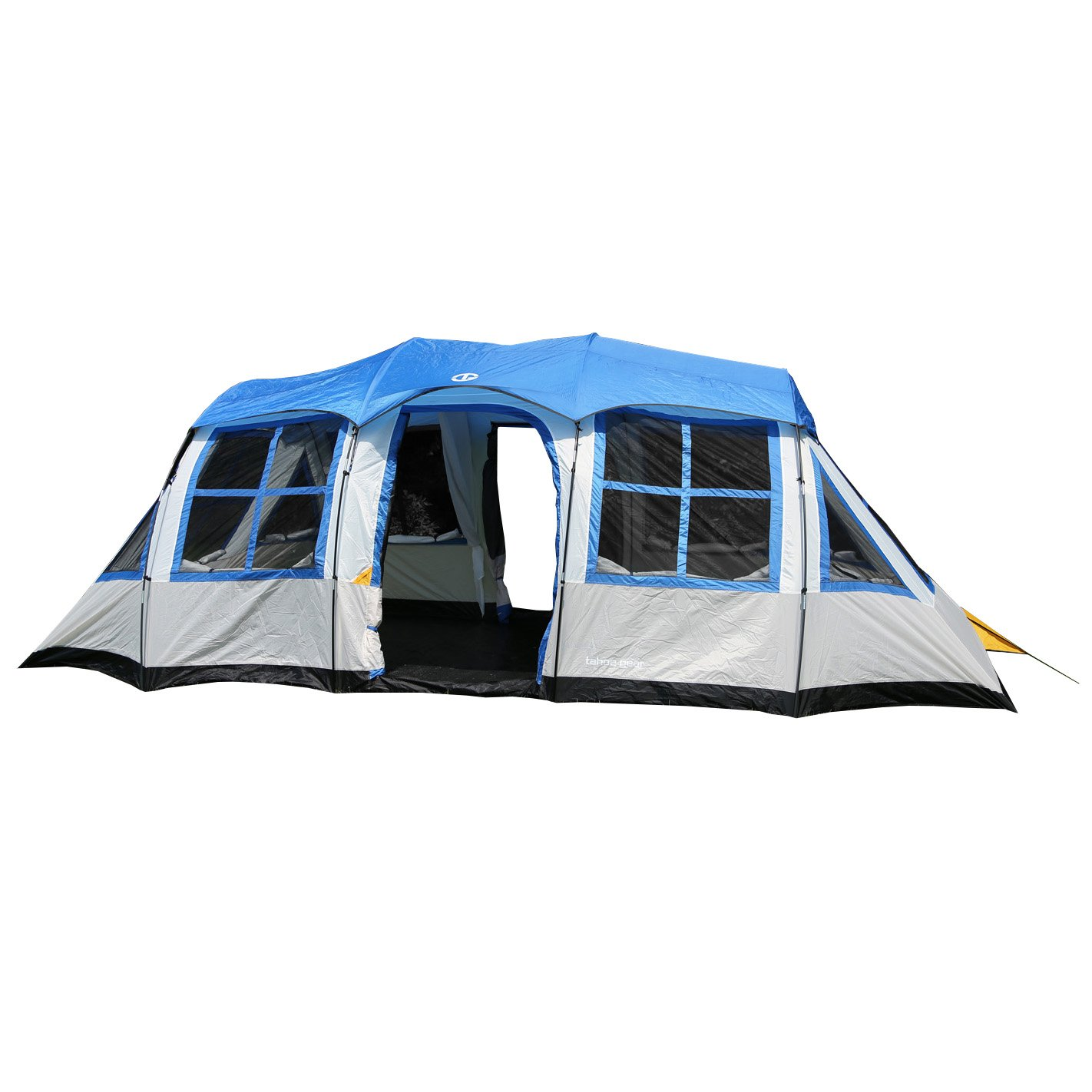 Tahoe Gear Prescott 12 Person 3-Season Family Cabin Tent  sc 1 st  Amazon.com : ozark trail 4 season tent - memphite.com