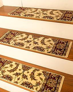 sydney carpet stair treads 9inch x 29inch set of