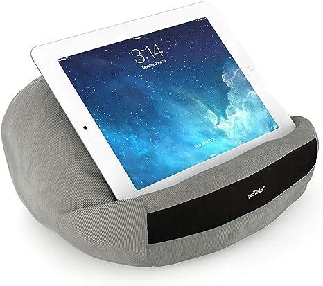Smartphones Pillow Lap Lazy Hold f/ür Tablets B/ücher Zeitschriften E-Reader Multi-Angle Soft PadPillow Lap St/änder f/ür iPads