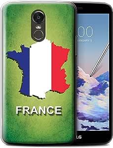 Stuff4® Phone Case/Cover/Skin/LG-gc/FLAGISLAND colección