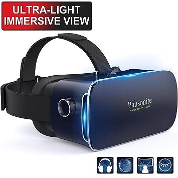Review Pansonite 3D VR Glasses