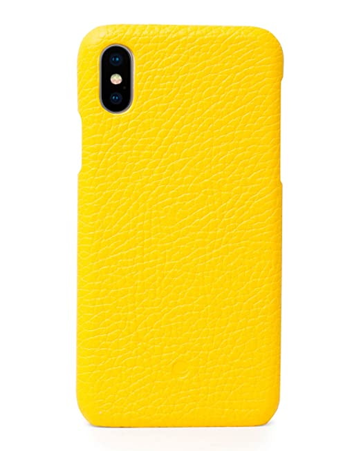 beyzacases iphone x  : Beyza Cases Feder Super Thin Leather Snap On Shell Case ...