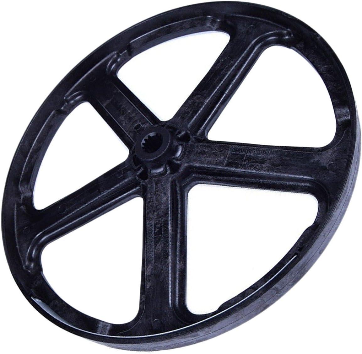 Polea de plástico – Lavadora – Electroluxx, Faure, AEG, Curtics, Arthur Martin Electrolux Horn, Zanussi.