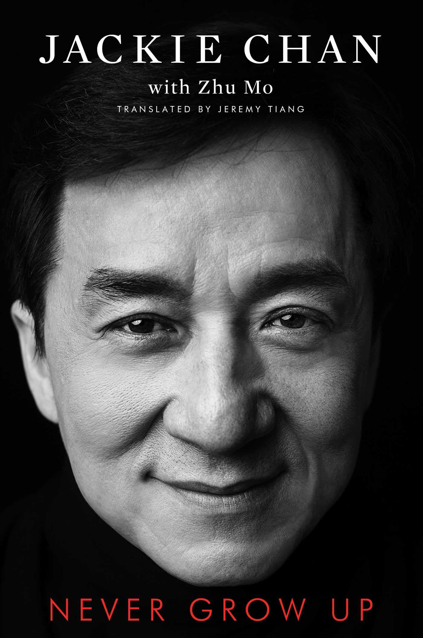 Image result for never grow up by jackie chan