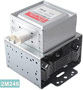 Poweka 6324W1A001L 2M246 Microwave Oven Magnetron Compatible with LG 6324W1A001B AP6316906