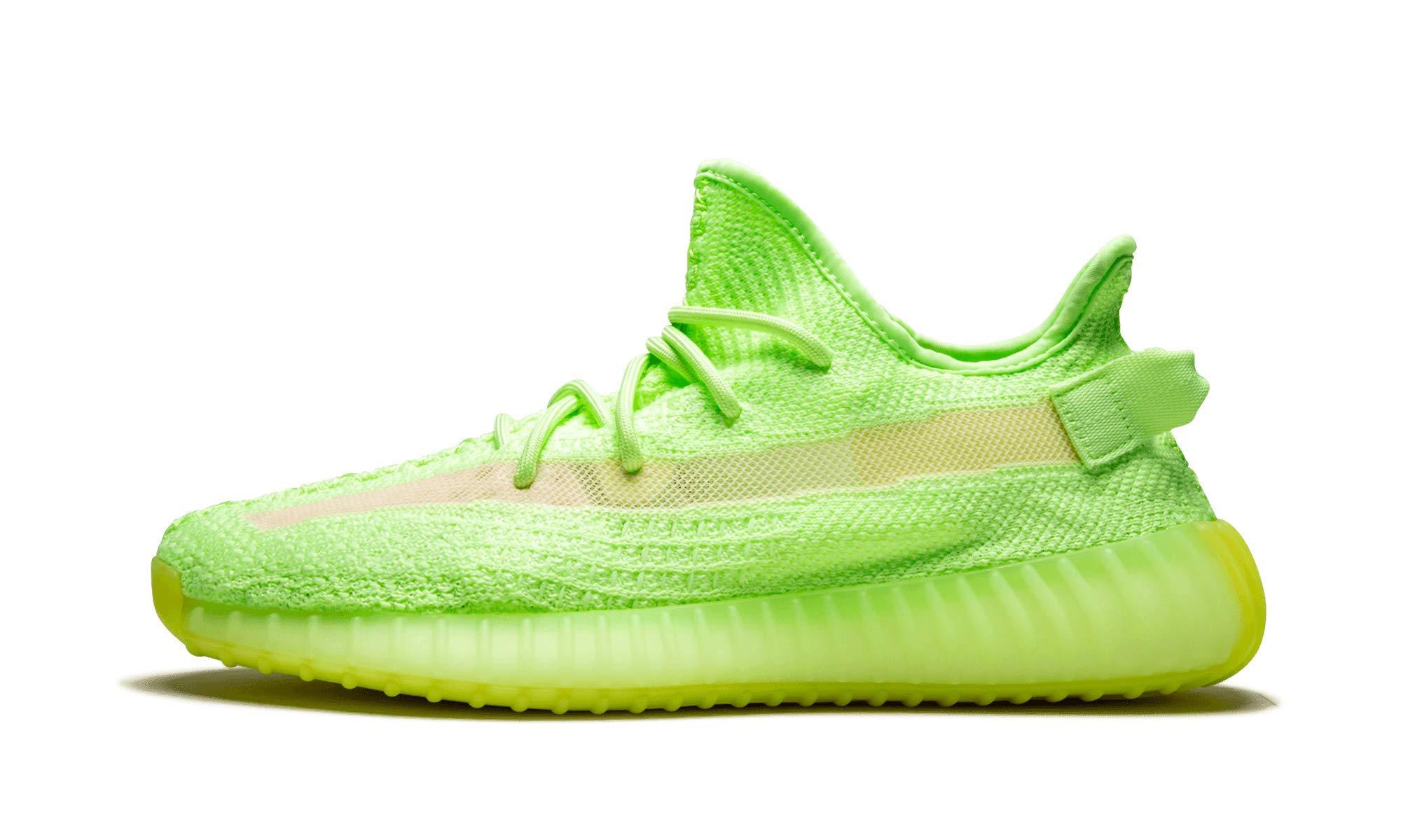 adidas Yeezy Boost 350 V2 (Glow/Glow-Glow 7.5) by adidas