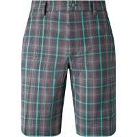 Callaway Plaid Printed Short Pantalón Corto de Golf
